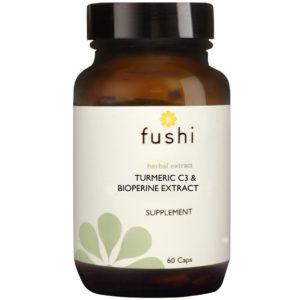 Fushi Turmeric C3 & Bioperine Extract 60 kapsułek