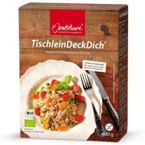 Komosa ryżowa z warzywami TischleinDeckDich Jentschura 400 g