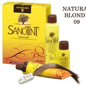 Sanotint Classic Natural Blonde 09 | Naturalna farba do włosów