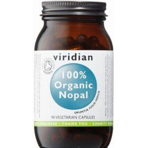 Viridian ekologiczna opuncja 90 kapsułek