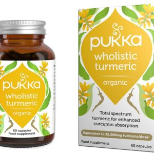 Wholistic Turmeric Pukka Herbs