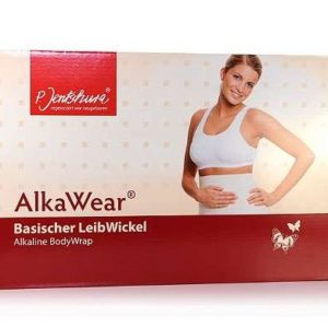 Okład zasadowy na wątrobę Jentschura AlkaWear