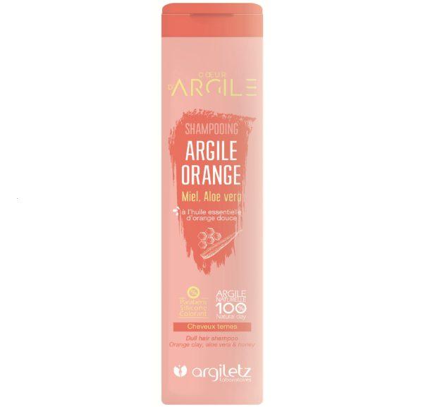 Argiletz szampon do włosów zniszczonych bio 200 ml
