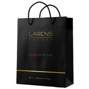 Colour Larens Czarna torba