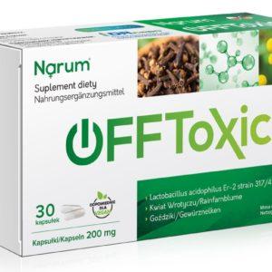 Narum Offtoxic 200 mg 30 kapsułek
