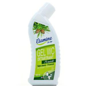 Żel do czyszczenia WC EDL sosna i eukaliptus 750 ml
