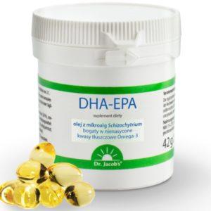 dr Jacobs Kwas DHA-EPA