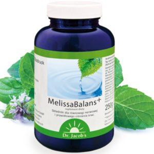 dr Jacobs Melissa Balans tabletki
