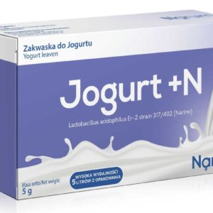 Narum Jogurt N 5 saszetek
