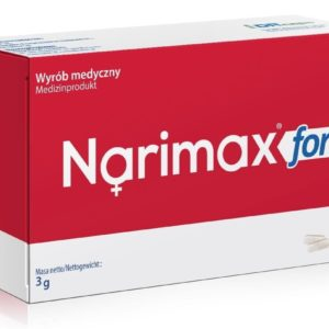 Narum Narimax Forte 100 mg 30 kapsułek