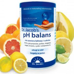 dr Jacobs Proszek zasadowy pH Balans 300 g