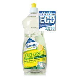 EDL Płyn do mycia naczyń organiczna cytryna i mięta 1 L