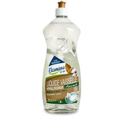EDL Hypoalergiczny płyn do mycia naczyń organiczny migdał i malwa 1 L