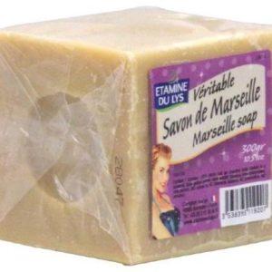 EDL Retro mydło marsylskie kremowe w kostce 300 g