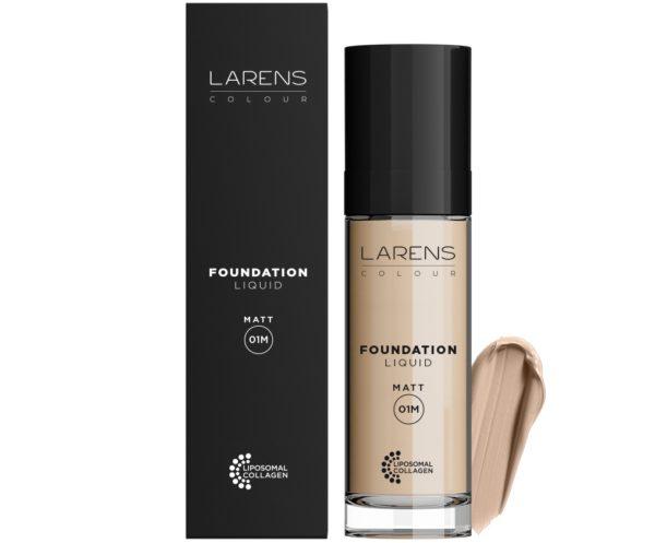 Larens Colour Liquid Foundation