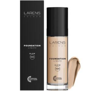 Liquid Foundation Glow Larens