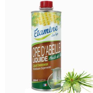 EDL Płynny wosk do podłóg i drewna z olejem sosnowym 500 ml