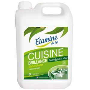 Ekologiczny spray do czyszczenia kuchni EDL 3w1 organiczny eukaliptus