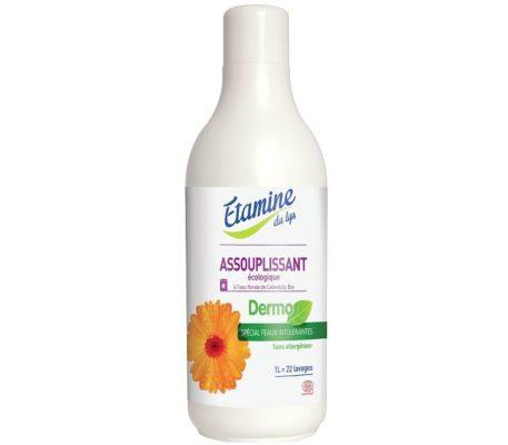 EDL płyn do płukania tkanin dla alergików i wrażliwej skóry dzieci 1 L