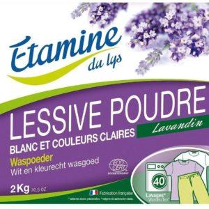 EDL ekologiczny proszek do prania tkanin białych i o trwałych kolorach