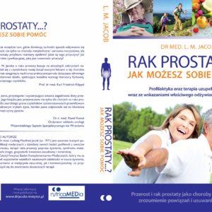 Książka Rak prostaty dr Jacobs | Jak możesz sobie pomóc?