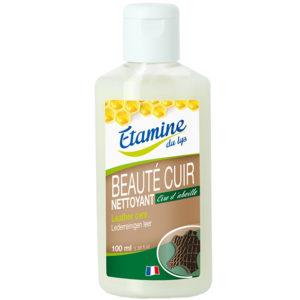 EDL mleczko do czyszczenia skóry naturalnej z woskiem pszczelim 100 ml