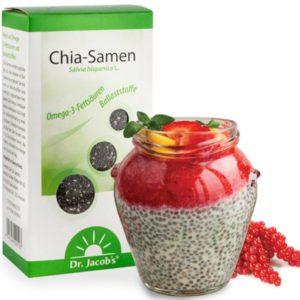 dr Jacobs nasiona Chia 450 g
