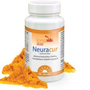 dr Jacobs NeuraCur 60 kapsułek po 400 mg