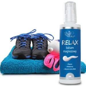 dr Jacobs Relax balsam magnezowy 200 ml