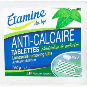 EDL tabletki do odkamieniania pralek i zmywarek