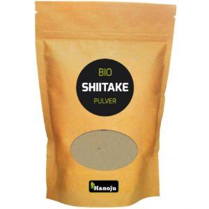 Shiitake Hanoju ekologiczny proszek z grzybni 100 g