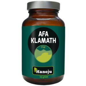 Algi Hanoju AFA Klamath USDA w proszku 125 g