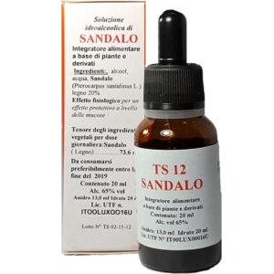 Alkaest Similia Sandalo TS12 (Pterocarpus santalinus L.) 20 ml
