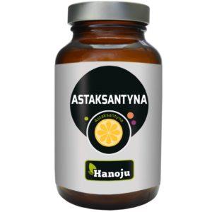 Astaksantyna z witaminą C Hanoju 90 kapsułek