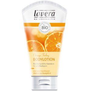 Balsam do ciała pomarańcza i rokitnik Lavera 150 ml