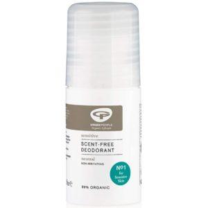 Bezzapachowy dezodorant roll-on Green People 75 ml