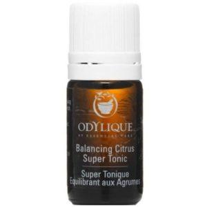 Cytrusowy super tonik równoważąco-nawilżający Odylique EC PRÓBKA 5 ml