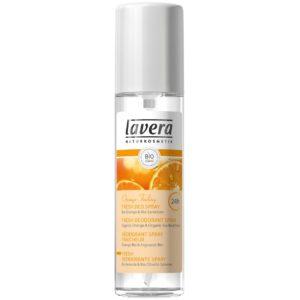 Deo Spray pomarańcza i rokitnik Orange Feeling Lavera 75 ml