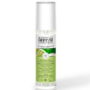 Deo spray werbena i limonka Lime Sensation Lavera 75 ml