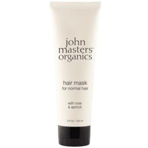Ekologiczna maska do włosów normalnych | Róża & Morela John Masters Organics