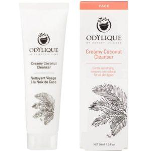 Essential Care Kremowe mleczko kokosowe do mycia twarzy 30 ml