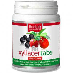 Fin Xyliacertabs Finclub 210 tabletek