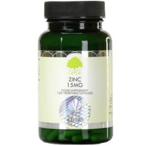 G&G Cynk 15 mg 120 kapsułek