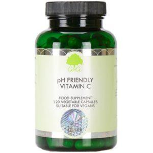 G&G Ph Friendly Vitamin C (Witamina C Askorbinian magnezu) 120 kaps.