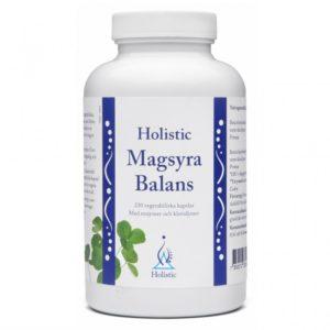 Holistic Magsyra Balans 230 kaps | Chlorowodorek betainy, proteaza