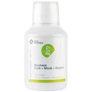 Invex Remedies Biochelat Cynk+Miedź+Magnez 150 ml