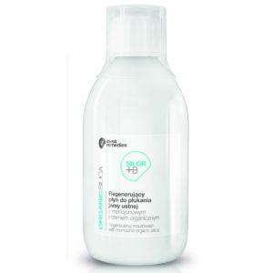 Invex Remedies Regenerujący płyn do płukania jamy ustnej Silor+B Organic Silica