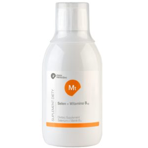Invex Remedies Selen + witamina B12 300 ml