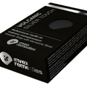 Invex Remedies Wulkaniczne mydło ze srebrem monojonowym 100 g