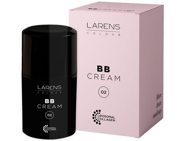 Larens krem BB 02 z serii Colour 50 ml